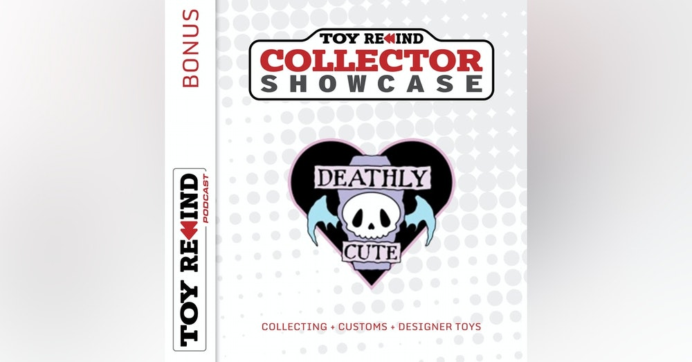 Collector Showcase: Customs and Designer Toys