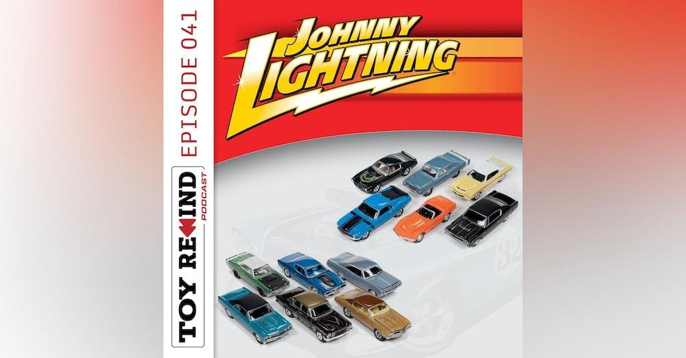 Episode 041: Johnny Lightning