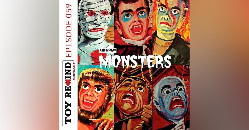 Episode 059: Lincoln International Monsters