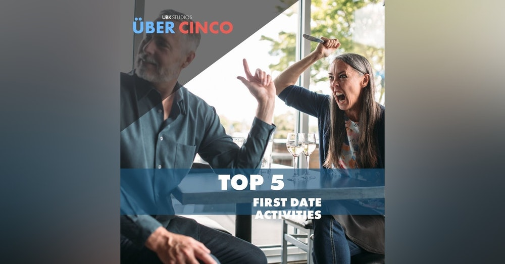 Top 5 First Date Activities