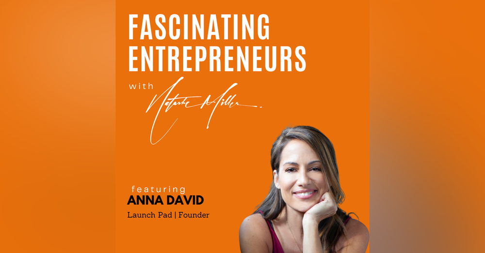 You too can Make your Mess Your Memoir with NYT's Best-selling Author Anna David Ep. 17