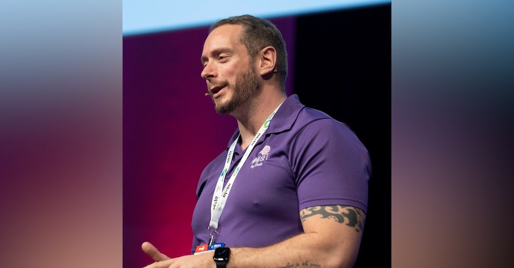 DAVE COTTRELL - How to Supercharge your Strengths by Harnessing the Power of Mindset