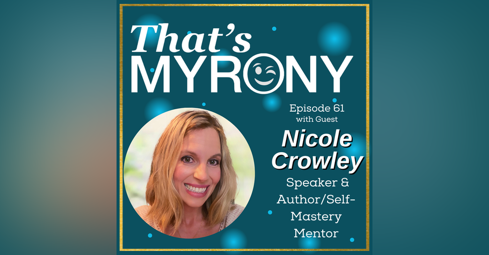 Nicole Crowley Shares about Healing, Manifesting and SPARKLE!!