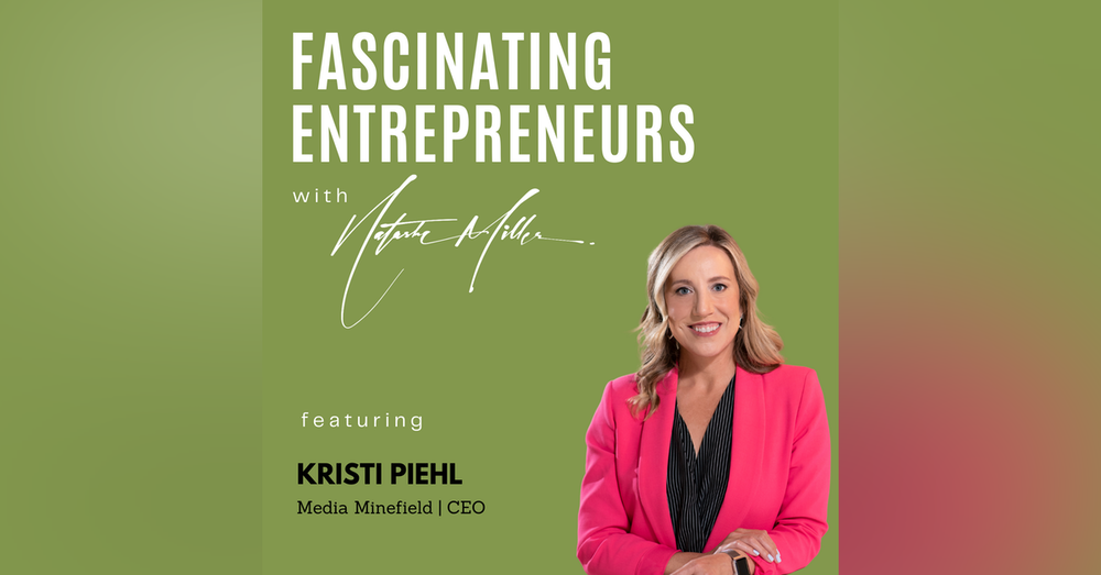 How Kristi Piehl Flipped her Script and is Flipping the PR World on its Head Too Ep. 16