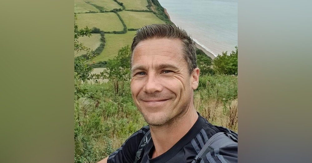 MARTYN KELLAND - The Everyday Athlete, Discovering your Why and being a Special Needs Dad