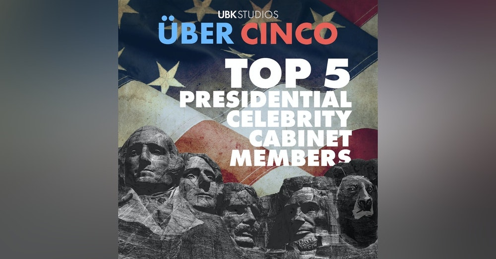 Top 5 Presidential Celebrity Cabinet Members