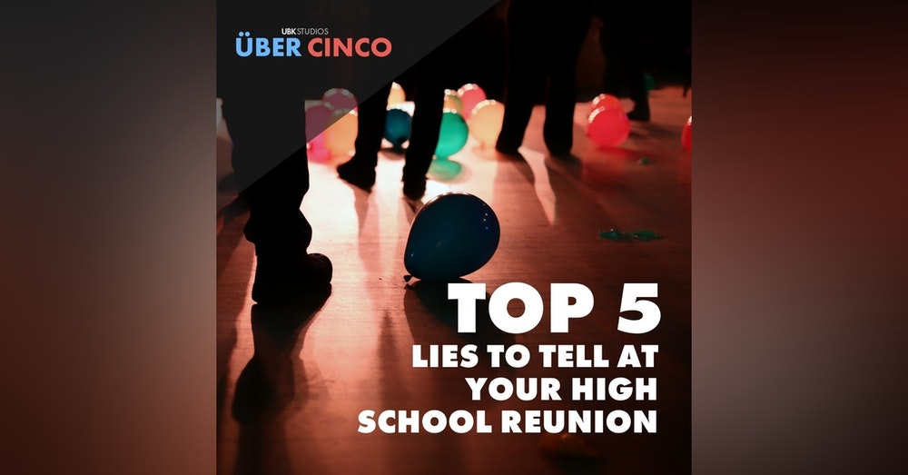 Top 5 Lies to Tell at Your High School Reunion