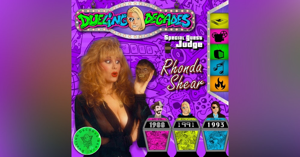 """Stay """"Up All Night"""" with judge Rhonda Shear and this B-movie battle between 1988, 1991 & 1993!"""