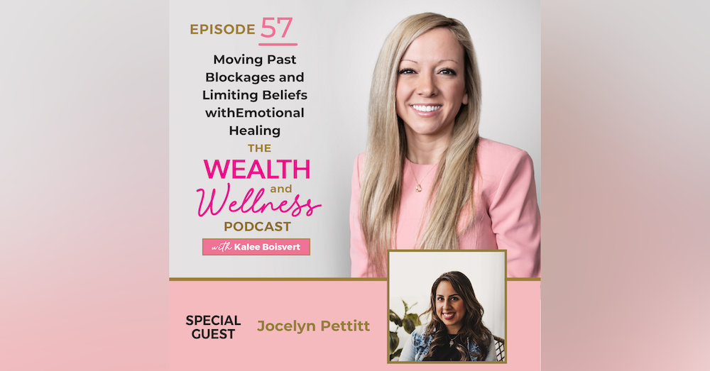 Moving Past Blockages and Limiting Beliefs with Emotional Healing