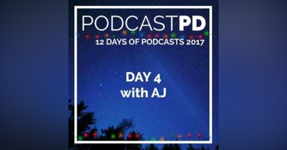 12 Days of Podcasts: Hidden Brain