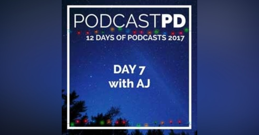 12 Days of Podcasts: Art of Manliness II