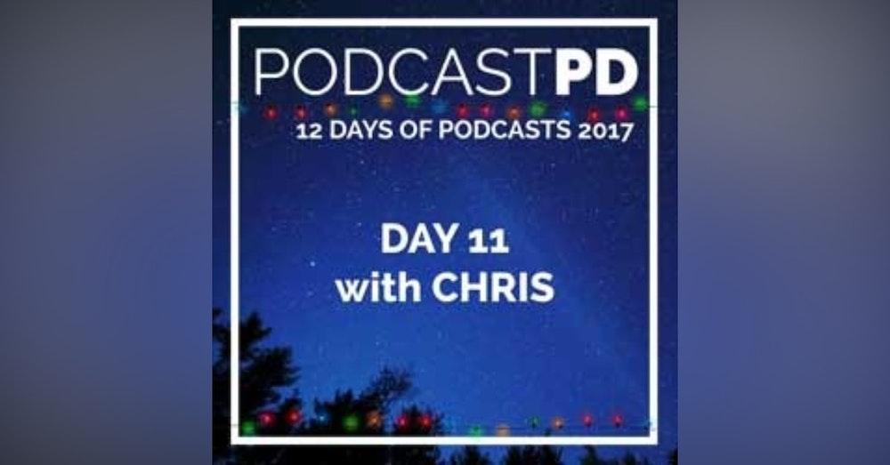 12 Days of Podcasts: Criminal