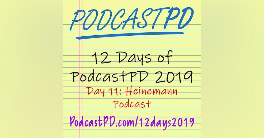Heinemann Podcast - 12 Days of PodcastPD 2019