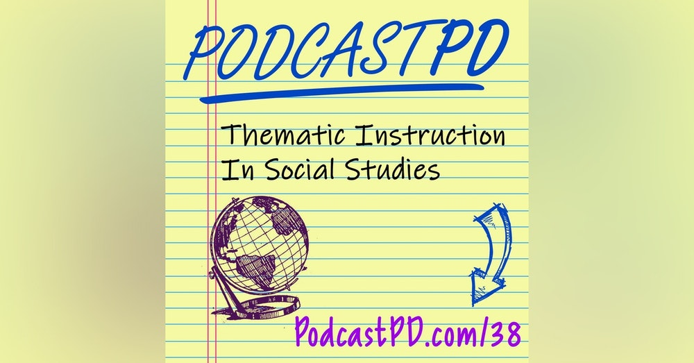 Thematic Instruction In Social Studies - PPD038