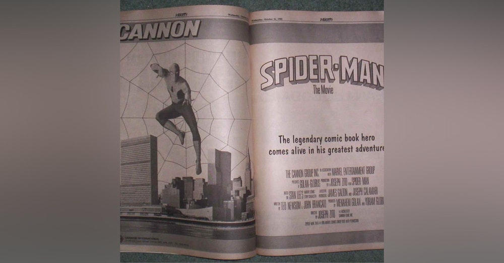 Pacino! Chinatown 2! Spider-Man! The High-Water Mark of Cannon Films