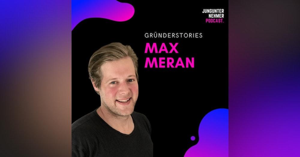 Max Meran, Opinary | Gründerstories (Reupload)