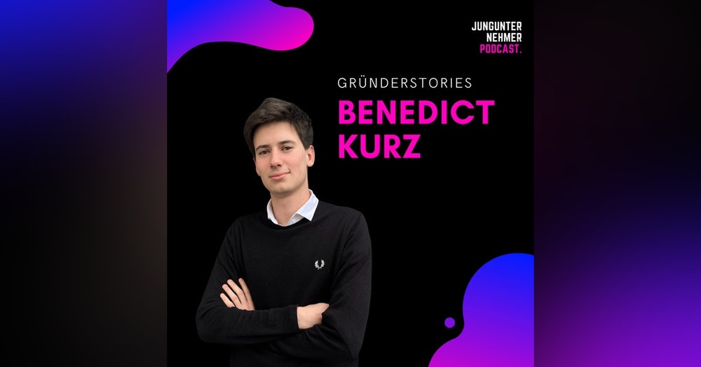 Benedict Kurz, Knowunity | Gründerstories
