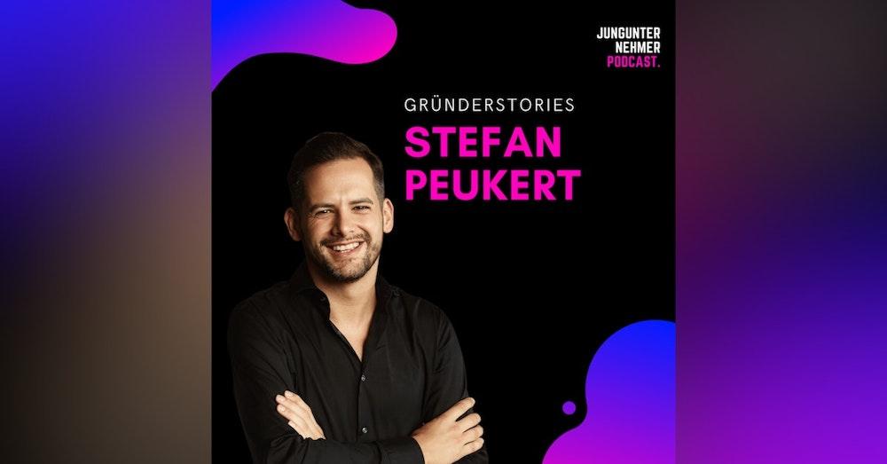 Stefan Peukert, Masterplan   Gründerstories