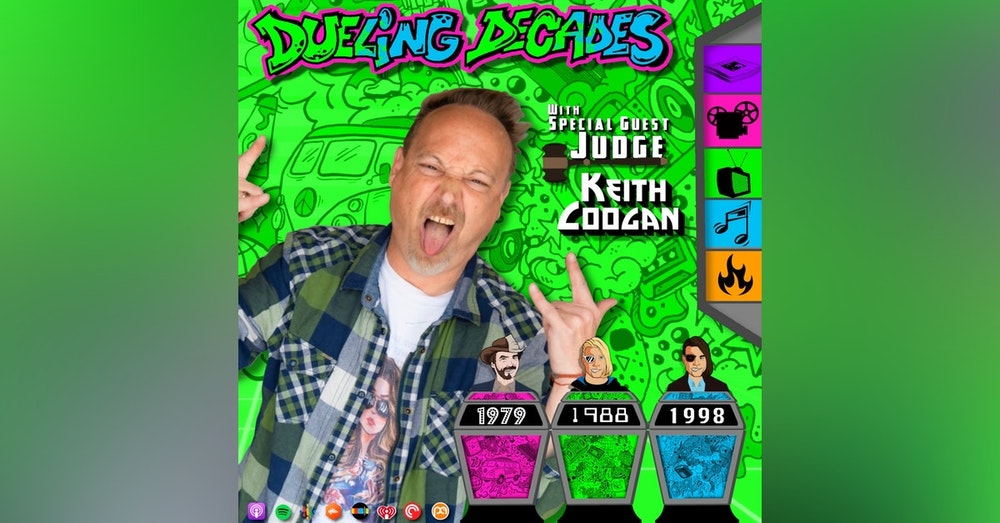 Keith Coogan and his toy soldiers March back for the week experience 1979, 1988 & 1998!