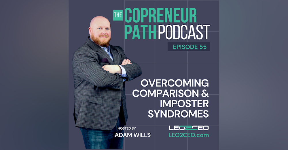 Overcoming Comparison and Imposter Syndromes