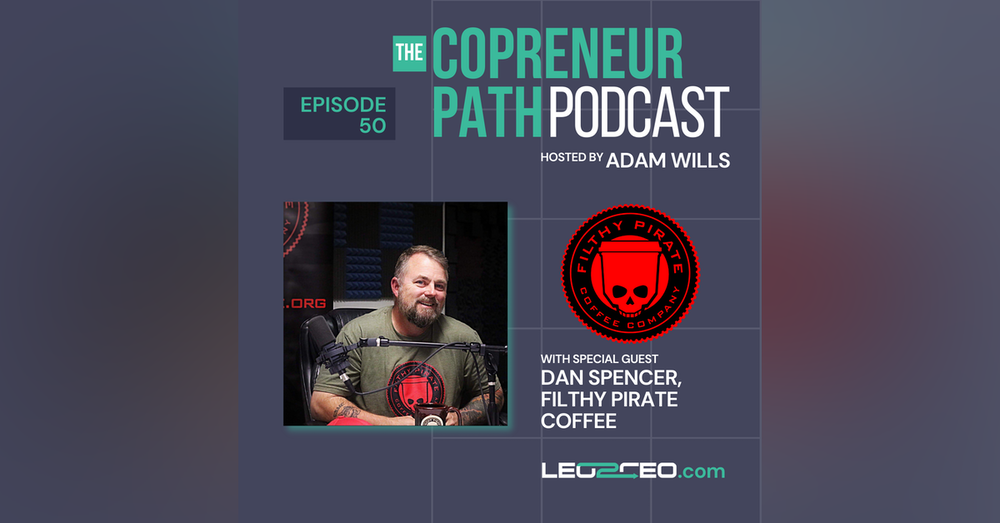 Coffee Talk - Starting a Business with Dan Spencer of Filthy Pirate Coffee