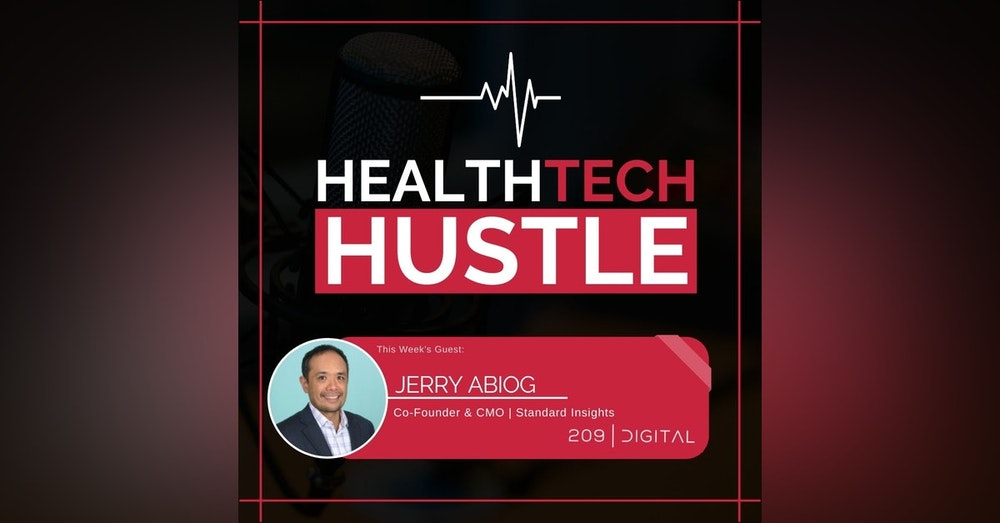 """Episode 36: """"Failures and Lessons from AI Driven Technology""""   Jerry Abiog, Standard Insights"""