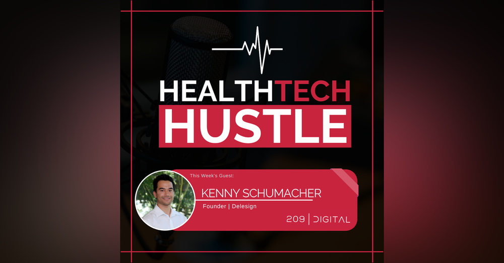 "Episode 32: ""The Power of Delegation in Business"" | Kenny Schumacher, Delesign"