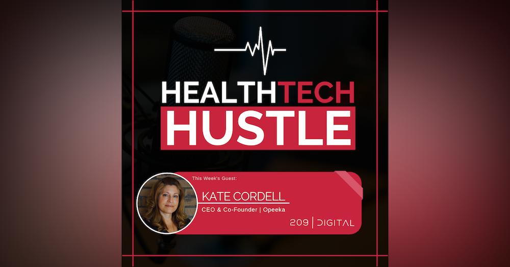 "Episode 41: ""Tacking Mental Health Through Health Tech""   Kate Cordell, Opeeka"