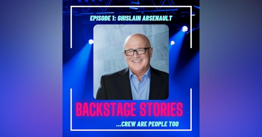Ghislain Arsenault: My Life Changed