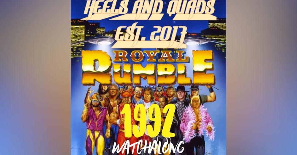 240. 1992 Royal Rumble WatchAlong