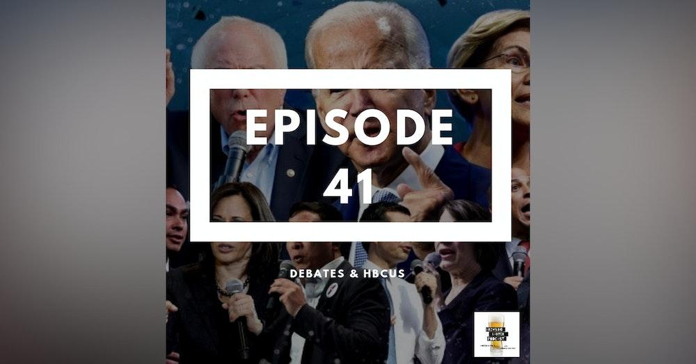 BBP 41 - Beer, Debate, HBCUs