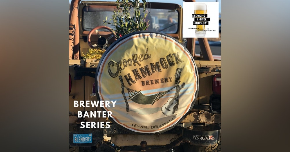 Brewery Banter Series: Crooked Hammock Brewery