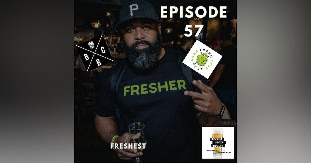 BBP 57 - Beer & Keeping it Fresh