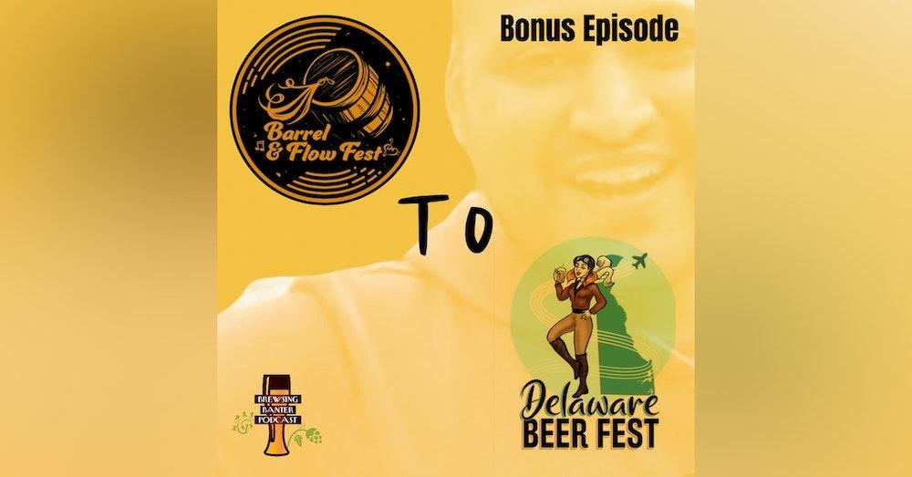 Barrel & Flow to Delaware Beer Fest