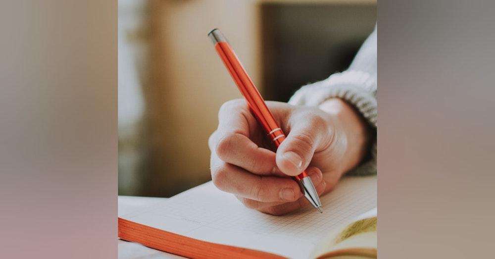 Matthew Dicks Rants On Writing, Part 2