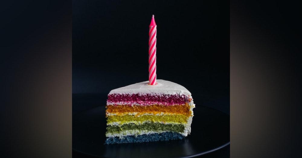 Birthday Cakes and Farm Tractors