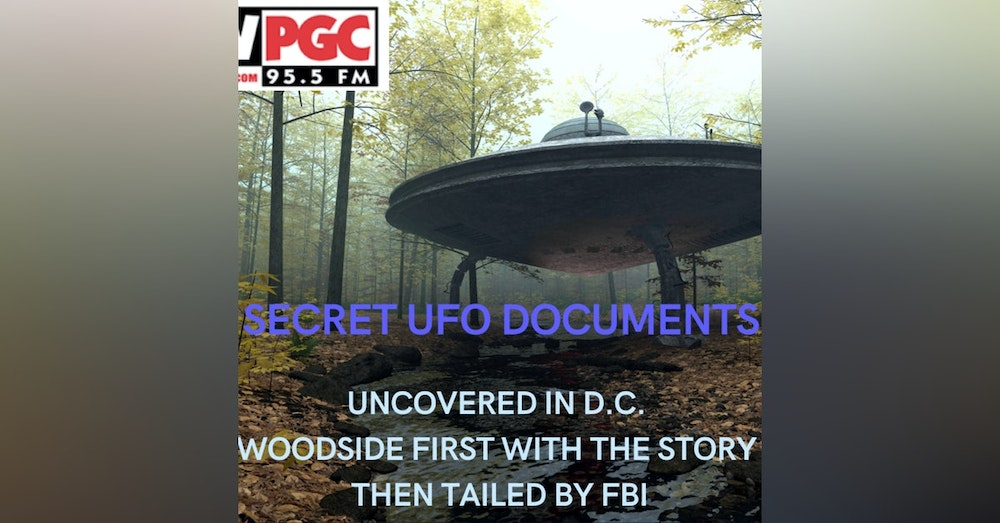 UFO Documents uncovered by Woodside in DC