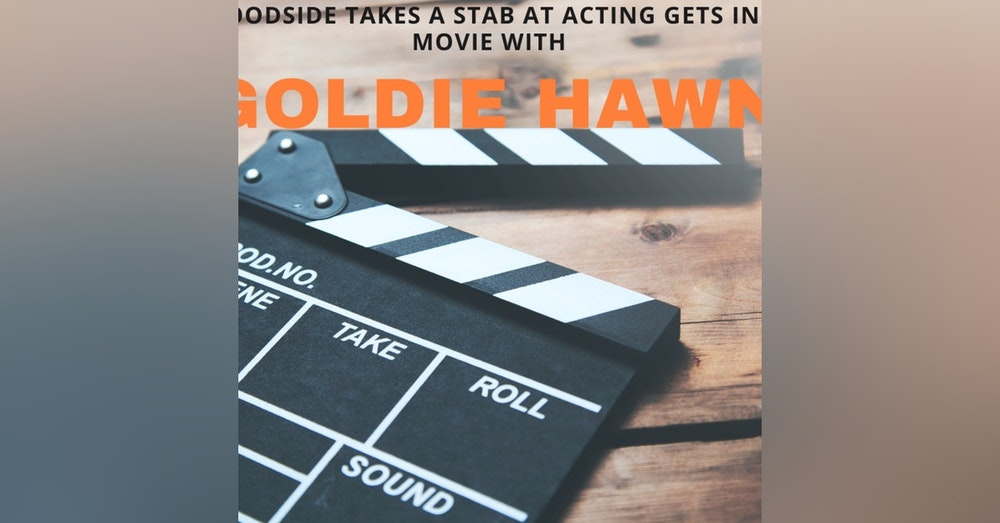 How I got in the movie Protocol with Goldie Hawn