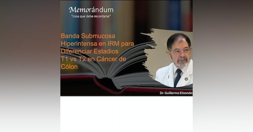 Banda Submucosa Hiperintensa por Resonancia Magnética