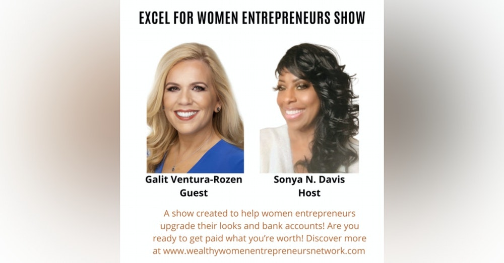 It Pays To Be The Boss, Invest In Yourself With Galit Ventura-Rozen