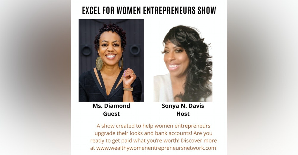 Greater Living After 50 with Ms. Diamond and Sonya N. Davis