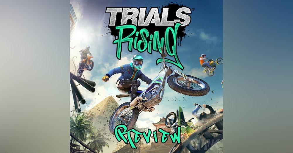 REVIEW: Ubisoft's Trials Rising