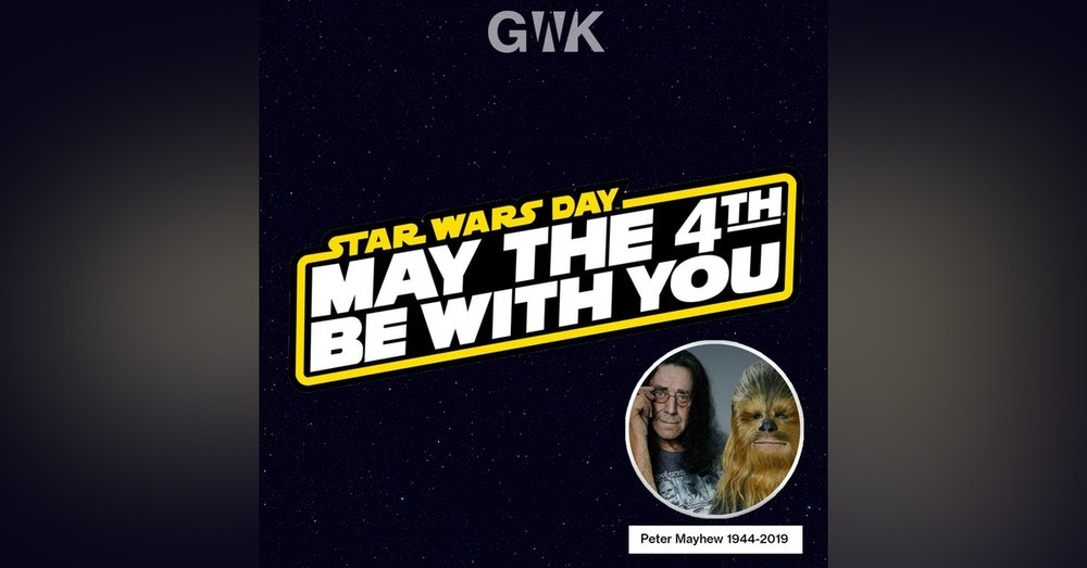 BONUS: May the 4th Be With You