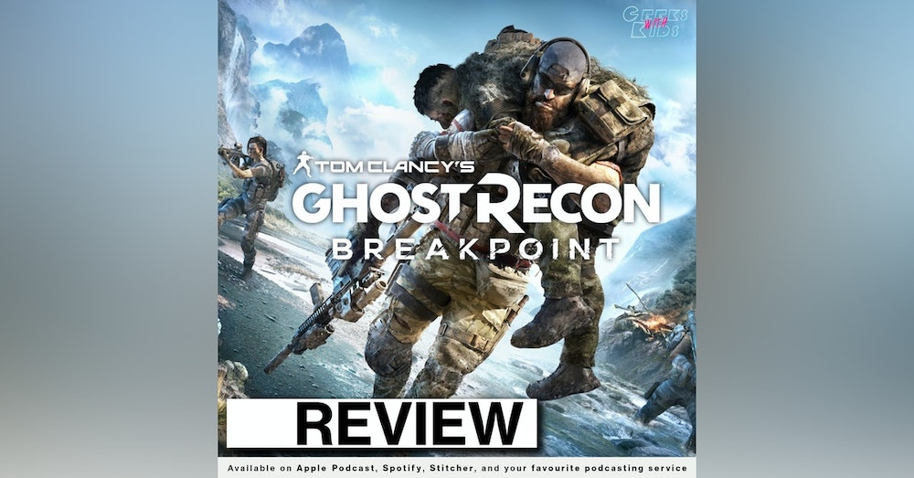 """Review: Ubisoft's """"Tom Clancy's Ghost Recon: Breakpoint"""""""