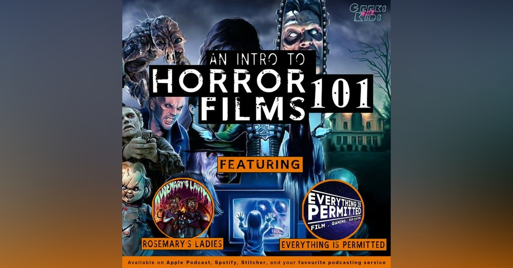 123 - An Intro to Horror Films 101