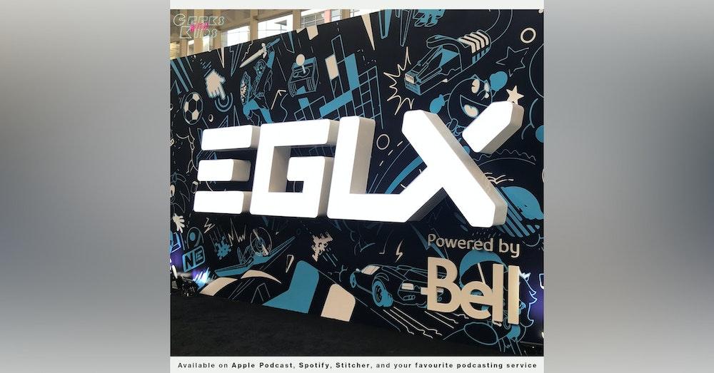 124 - The Return to EGLX 2019