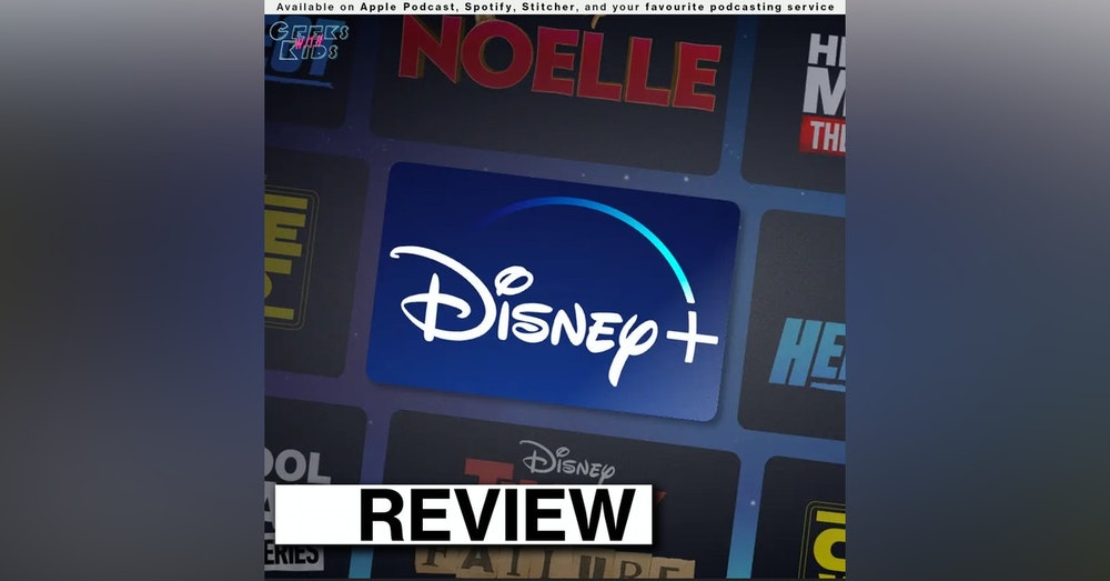 Review: 24 hours with Disney+