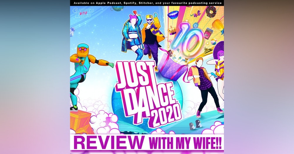 REVIEW - Just Dance 2020
