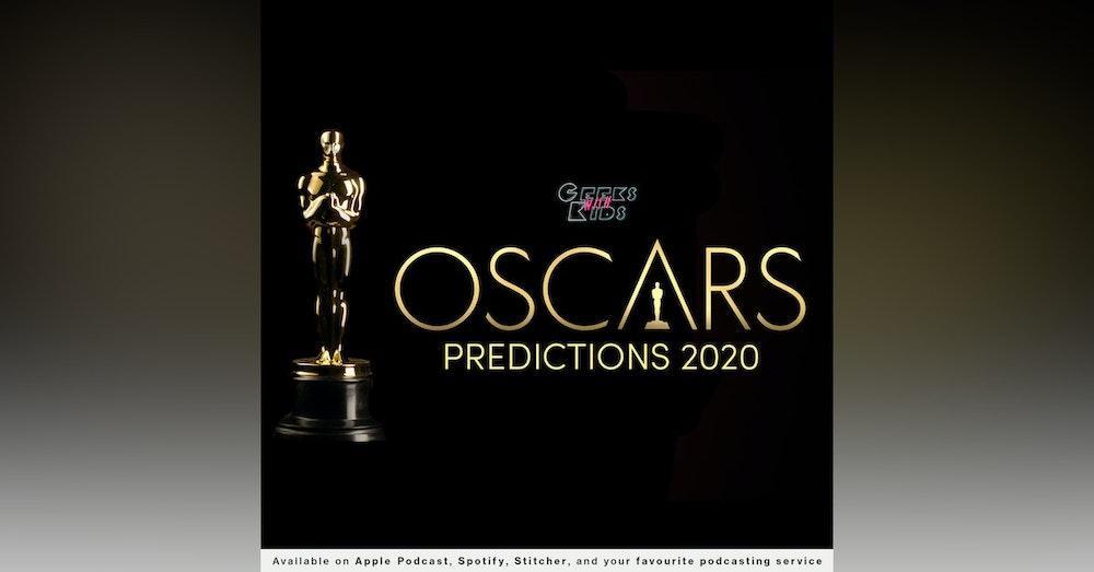 BONUS - Oscar Predictions 2020