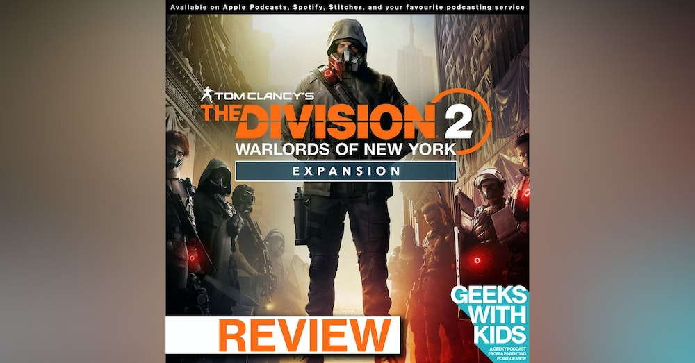 Review - The Division 2: Warlords of New York DLC